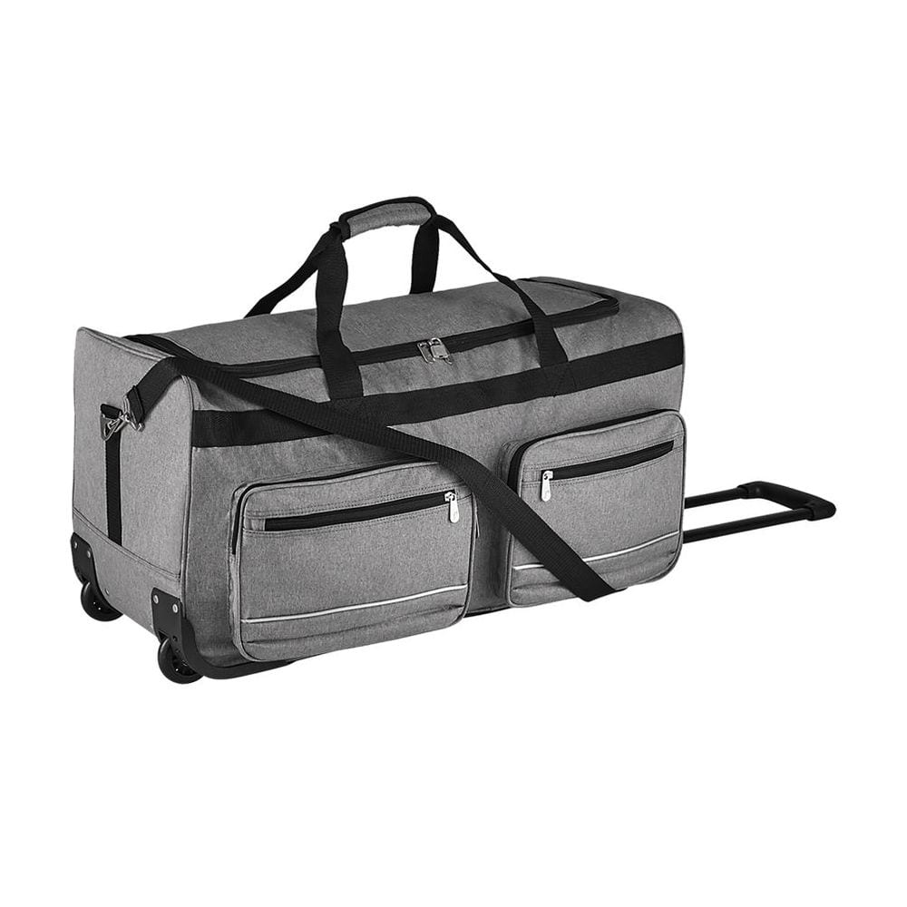 "Sol's 71000 - Voyager ""Luxury"" Travel Bag - Casters"