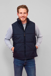 Sols 44002 - QUILTED BODYWARMER WARM