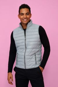 Sols 01436 - Mens Lightweight Bodywarmer Wave