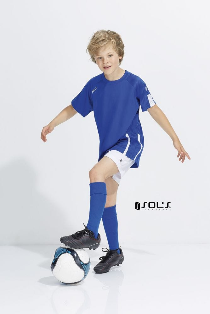 Sol's 90202 - WEMBLEY KIDS' SHORT SLEEVE SHIRT