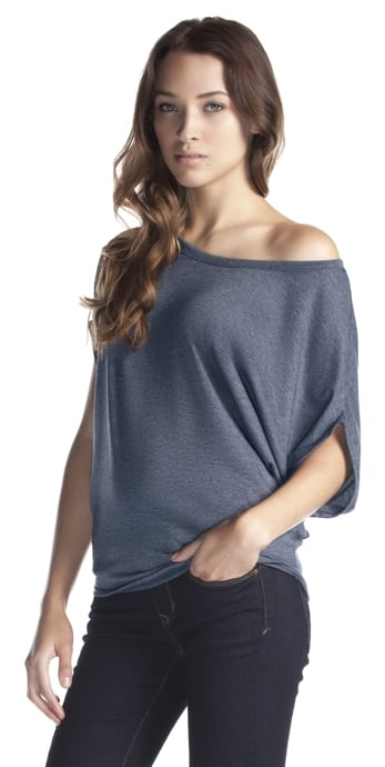 Jerico 20 - Bamboo Tri-Blend Dolman T-Shirt