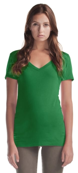 Jerico 54 - Bamboo Ladies Relaxed Fit V-Neck