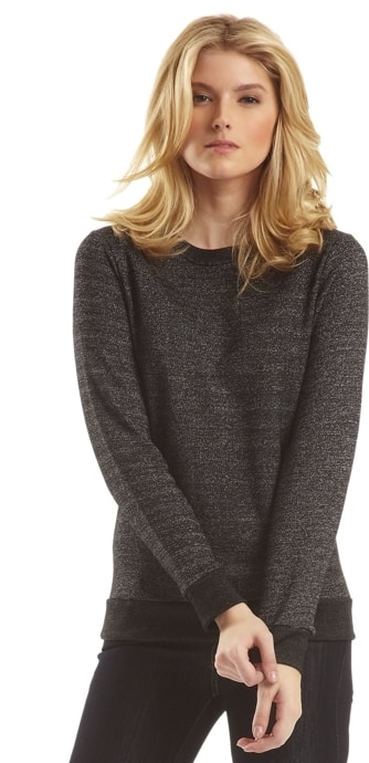 Jerico 76 - Artisan Melange Crewneck Sweatshirt