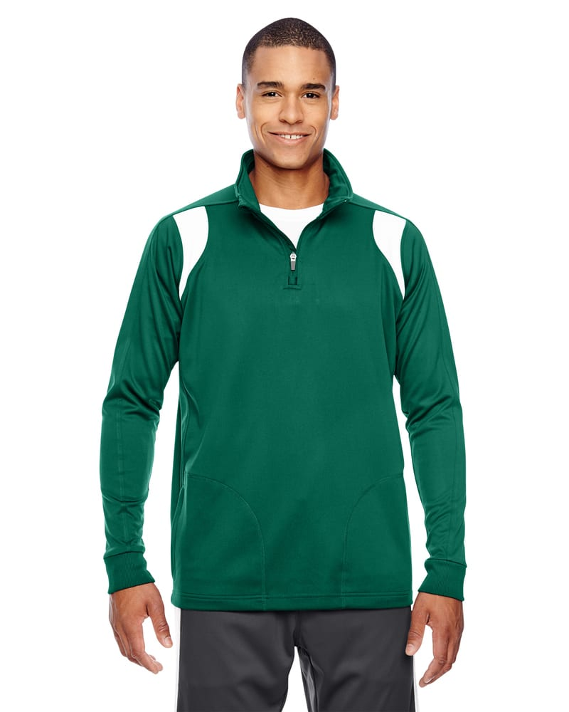 Team 365 TT32 - Men's Elite Performance Quarter-Zip