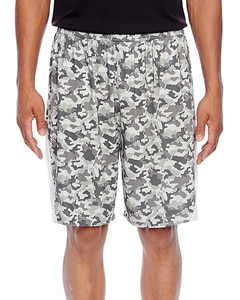 Team 365 TT42 - Mens All Sport Sublimated Camo Short
