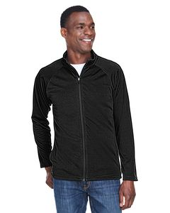 Devon & Jones DG420 - T-Shirt Compass Full-Zip en Tech-Shell® Stretch