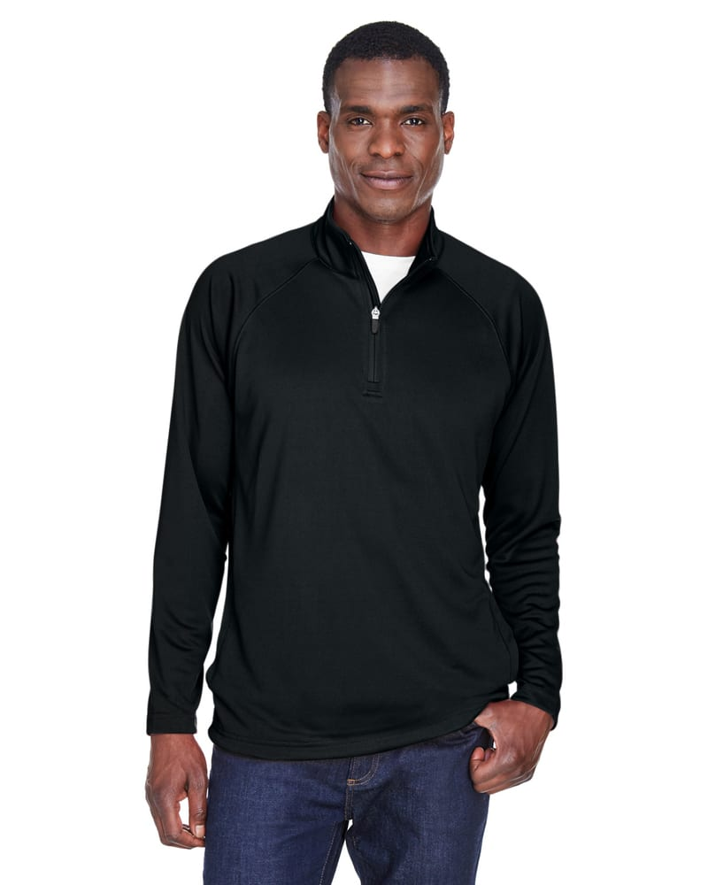 Devon & Jones DG440 - Men's Stretch Tech-Shell® Compass Quarter-Zip