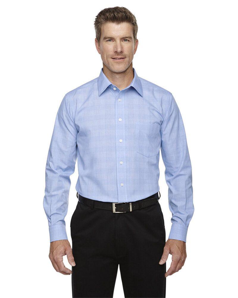 Devon & Jones DG520 - T-Shirt Collection Crown Glen Plaid