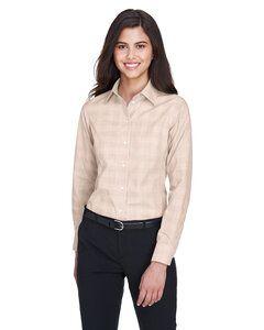 Devon & Jones DG520W - T-Shirt Collection Crown Glen Plaid pour femmes