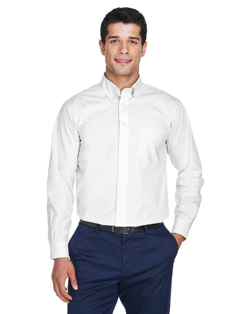 Devon & Jones D620 - Men's Crown Collection™ Solid Broadcloth