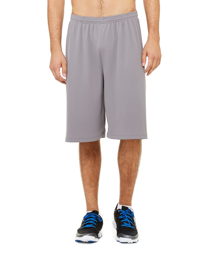 "All Sport M6717 - for Team 365 Men's Mesh 11"" Short"