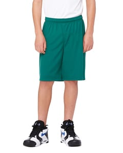 "All Sport Y6707 - for Team 365 Youth Mesh 9"" Short"