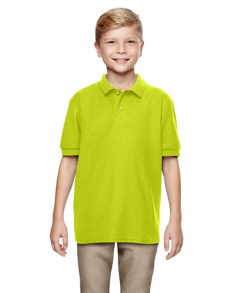 Gildan G728B - DryBlend® Youth 6 oz. Double Piqué Sport Shirt