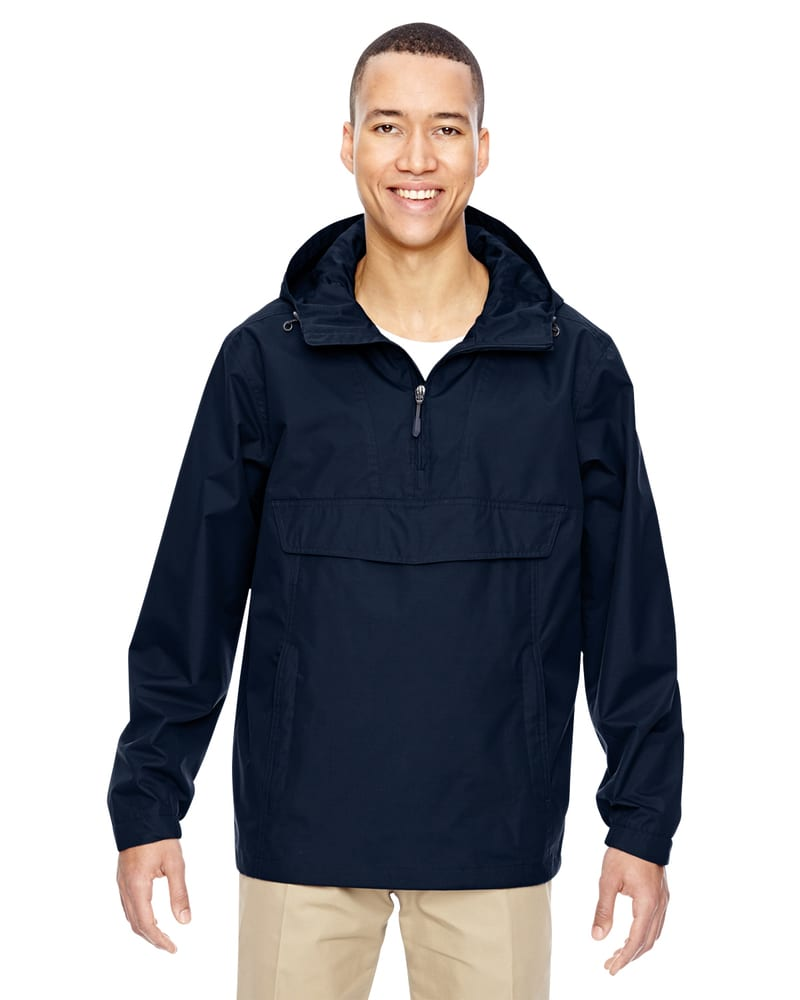 Ash City North End 88219 - Men's Excursion Intrepid Lightweight Anorak