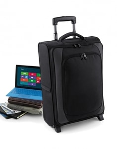 Quadra QD975 - Bolso Business Traveller de Tungsten™