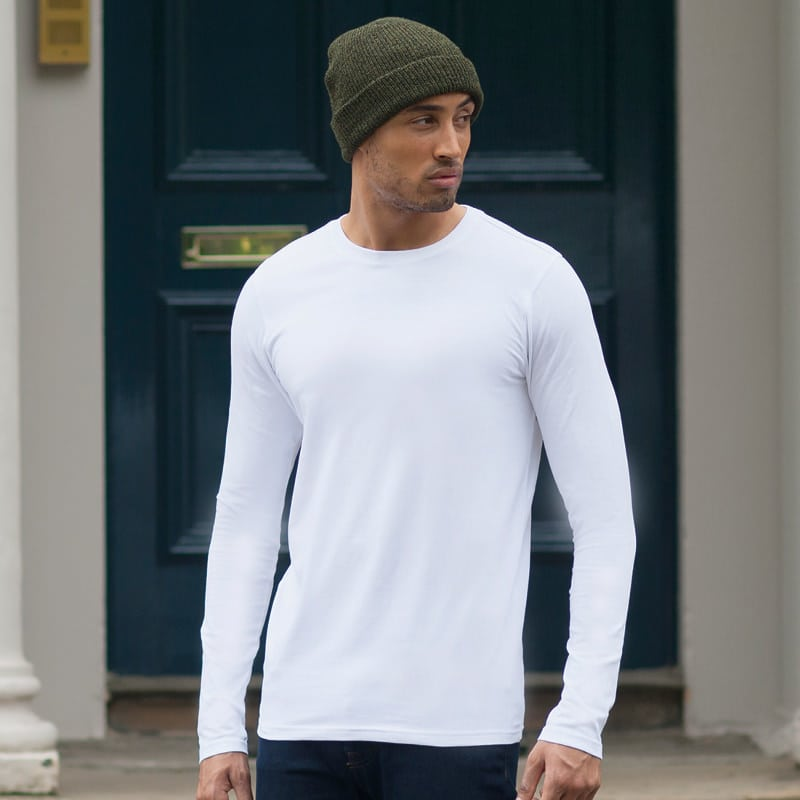 Skinnifit SF124 - Feel good long sleeved stretch t-shirt