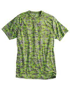 Augusta Sportswear 1798 - Digi Camo Wicking T Shirt