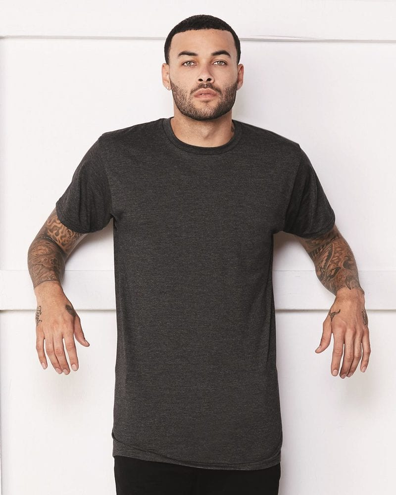 fast color best collection newest style Bella + Canvas 3006 - Long Body Tee