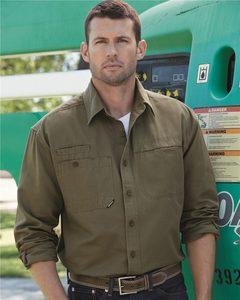 DRI DUCK 4342 - Mason Long Sleeve Shirt