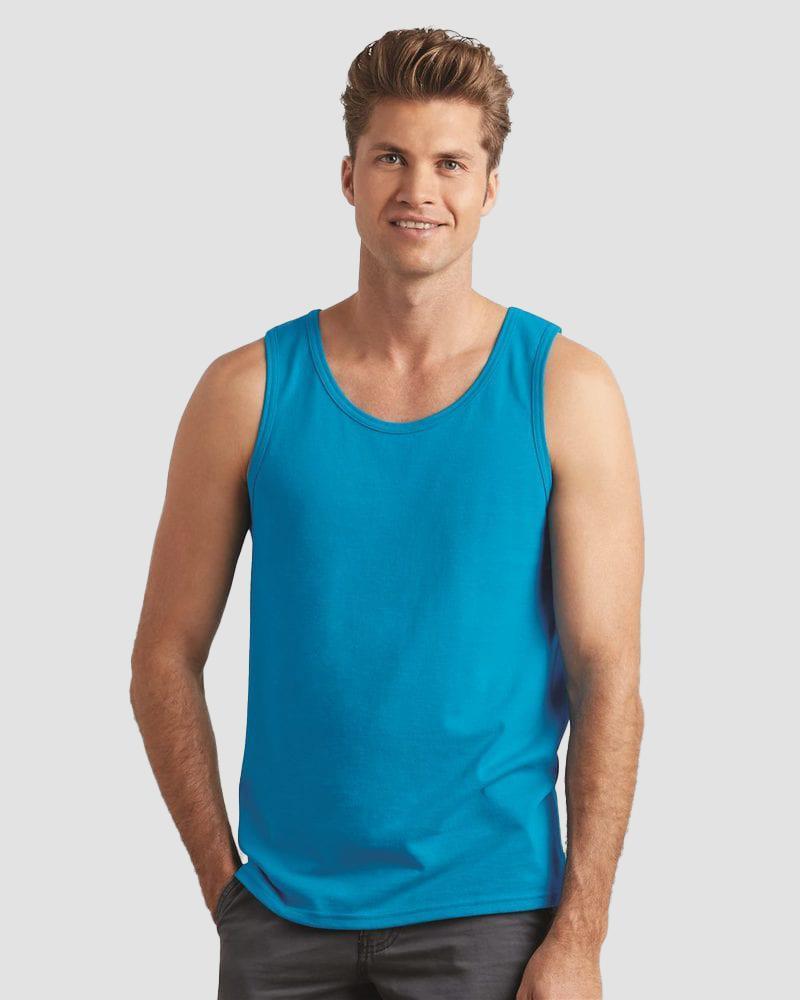 Gildan 5200 - Musculosa de algodón grueso al por mayor