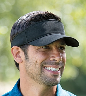 Flexfit 8110 - 110 Tech Cool And Dry Mini Pique Visor