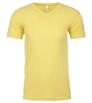 Next Level NL6440 - Men's Premium Fitted Sueded V-Neck Tee