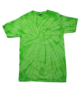 Colortone T1000 - Spider Tie Dye Adult Tee