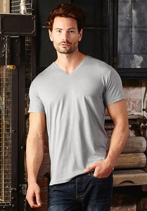 Russell RU166M - Mens V-Neck HD T