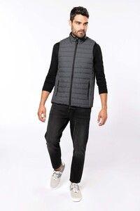 Kariban K6113 - Men's lightweight sleeveless down jacket