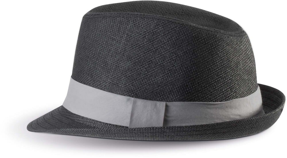 K-up KP608 - HAT MADE FROM VEGETABLE FIBRES