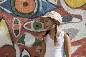 K-up KP703 - Keps för barn i kuba-stil