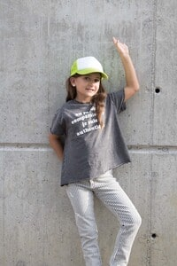 K-up KP143 - KIDS TRUCKER MESH CAP - 5 PANELS