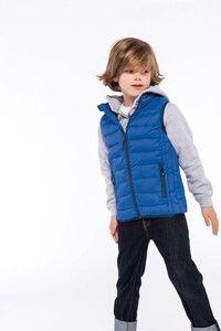 Kariban K6115 - Kids lightweight sleeveless down jacket