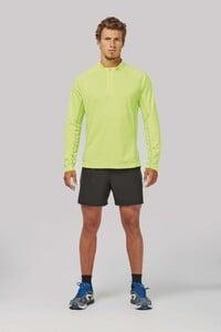 Proact PA335 - Men's 1/4 zip running sweatshirt