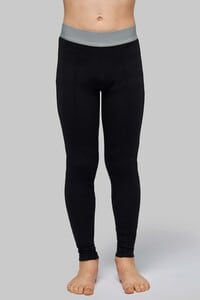 Proact PA018 - Kids sports base layer leggings