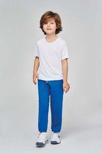 Proact PA187 - Kids lightweight cotton jogging pants.