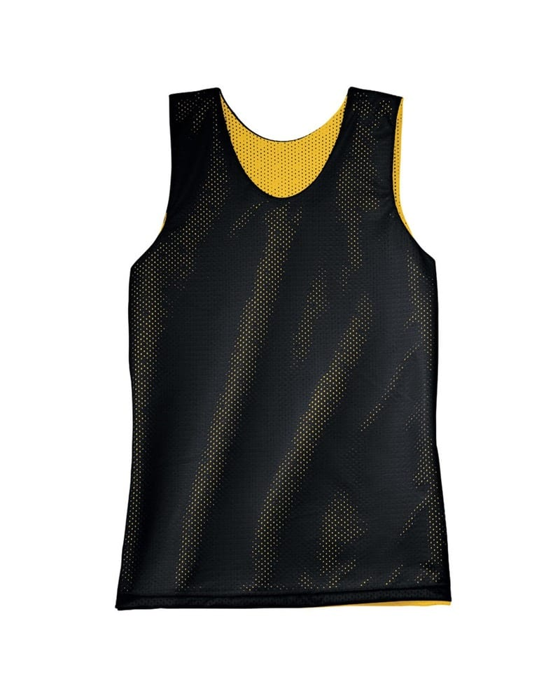 A4 NF1270 - Adult Reversible Mesh Tank Shirt