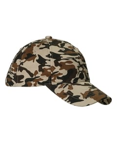 Big Accessories BX018 - Unstructured Camo Hat