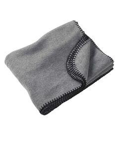 Harriton M999 - 12.7 oz. Fleece Blanket