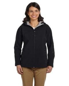 Devon & Jones D998W - Ladies Hooded Soft Shell Jacket