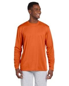 Harriton M320L - 4.2 oz. Athletic Sport Long-Sleeve T-Shirt