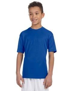 Harriton M320Y - Youth 4.2 oz. Athletic Sport T-Shirt