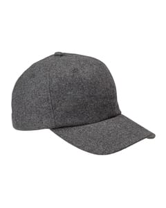 Big Accessories BA528 - Wool Baseball Cap