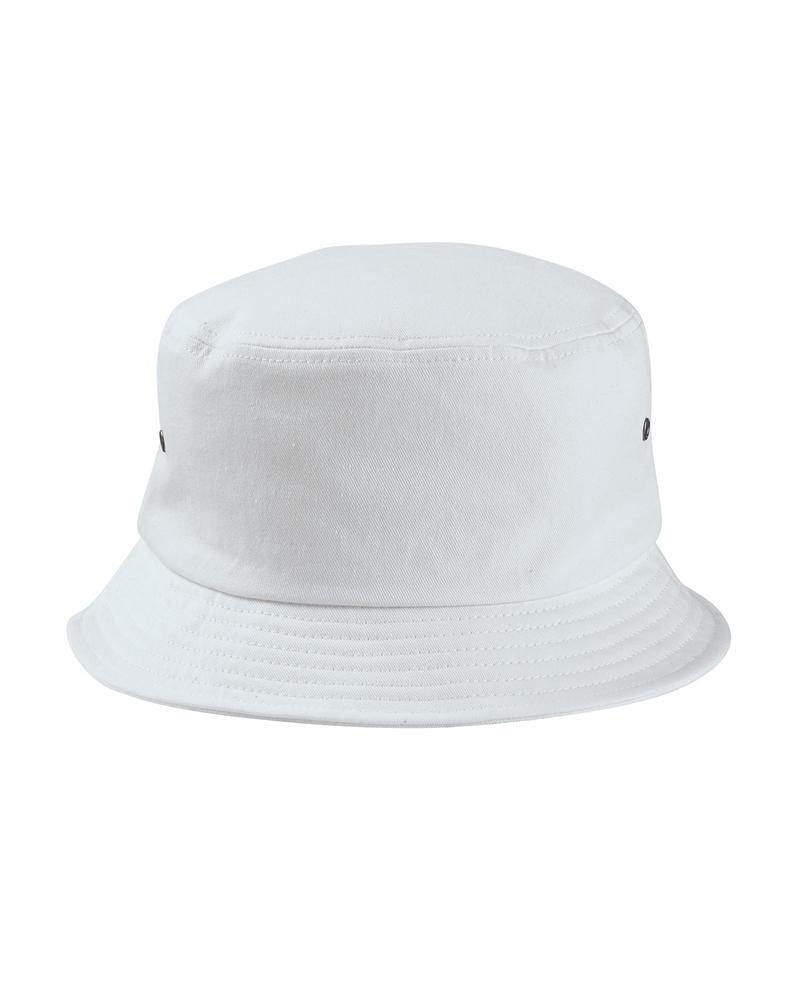 Big Accessories BA534 - Metal Eyelet Bucket Cap