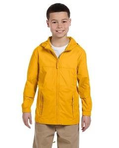 Harriton M765Y - Youth Essential Rainwear