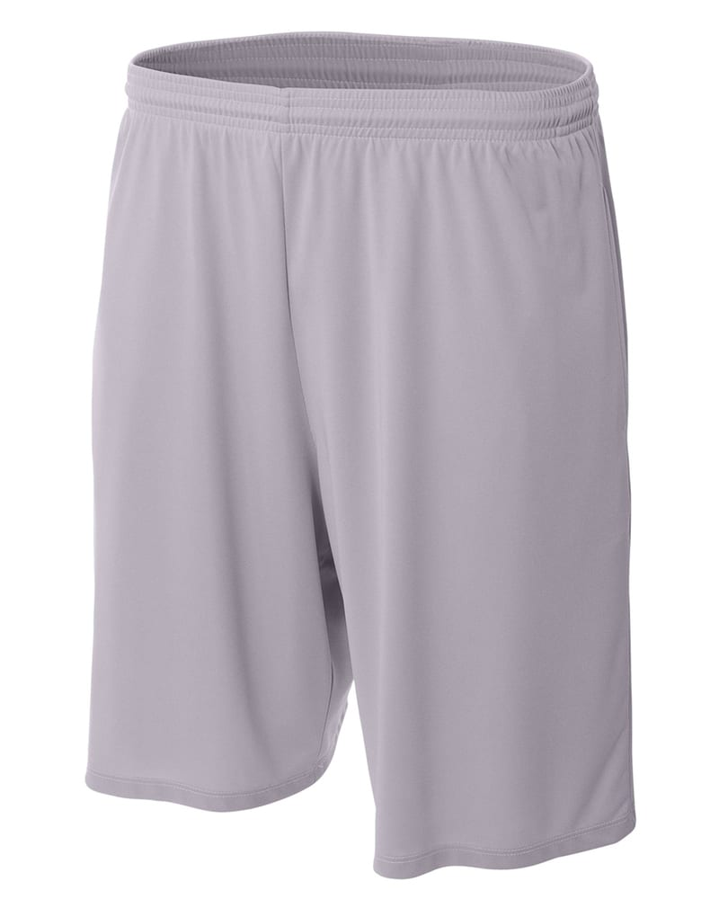 "A4 N5338 - Men's 9"" Inseam Pocketed Performance Shorts"