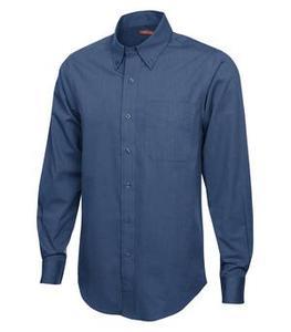 Coal Harbour D6004 - Textured Woven Shirt