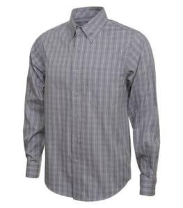 Coal Harbour D6005 - Tattersall Check Woven Shirt