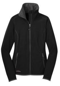Eddie Bauer EB223 - Full Zip Vertical Fleece Ladies Jacket