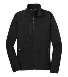 Eddie Bauer EB532 - Shaded Crosshatch Soft Shell Jacket